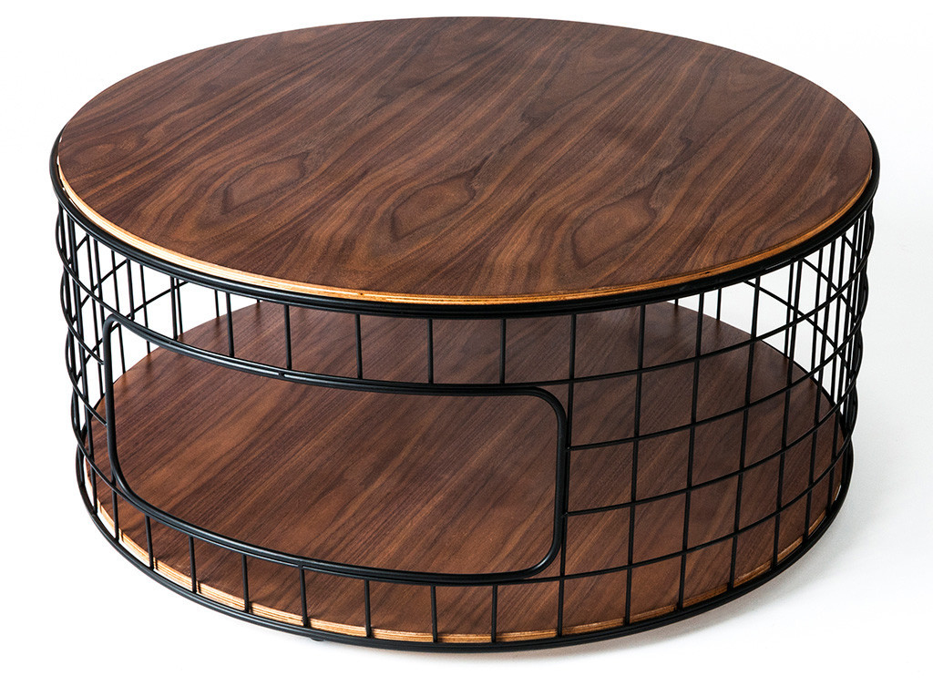 Wireframe Coffee Table Kew Home